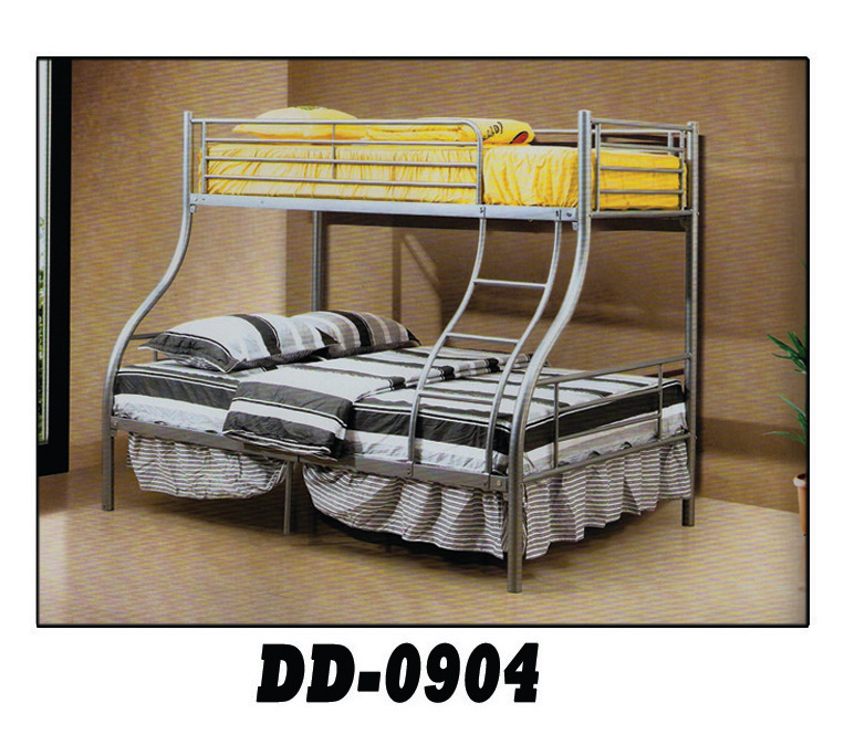 Dew Foam Dd 0904 Double Deck Bed Frame, What Is The Size Of Double Bed In Philippines